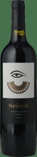 GLAETZER WINES Nefertiti Shiraz, Barossa Valley 2002