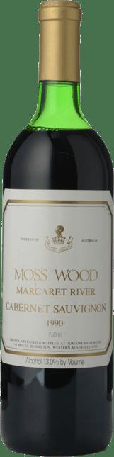 MOSS WOOD Moss Wood Vineyard Cabernet Sauvignon, Margaret River 1990