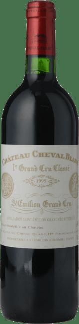 CHATEAU CHEVAL BLANC 1er grand cru classe (A), St-Emilion 1995