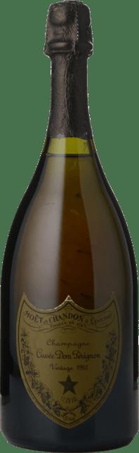 MOET & CHANDON Cuvee Dom Perignon Brut, Champagne 1985