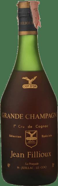 JEAN FILLIOUX Cep d'Or Selection Speciale 1er cru , Grande Champagne NV