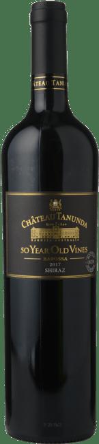 CHATEAU TANUNDA 50 Year Old Vines Shiraz, Barossa Valley 2017