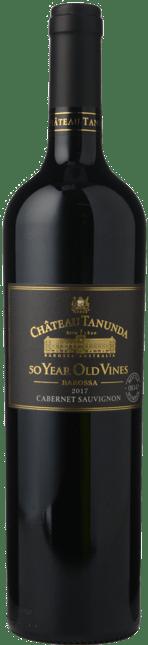 CHATEAU TANUNDA 50 Year Old Vines Cabernet, Barossa 2017