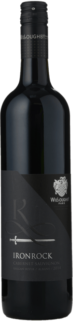 WILLOUGHBY PARK Iron Rock Cabernet, Albany, Great Southern 2014