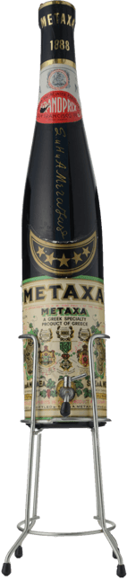 METAXA 5 Star Brandy, Greece NV