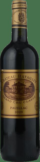CHATEAU BATAILLEY 5me cru classe, Pauillac 2009