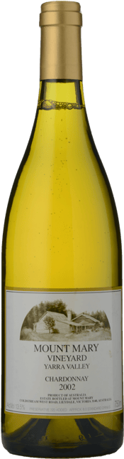 MOUNT MARY Chardonnay, Yarra Valley 2002