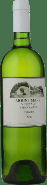 MOUNT MARY Triolet Semillon Sauvignon Blanc Muscadelle, Yarra Valley 2011