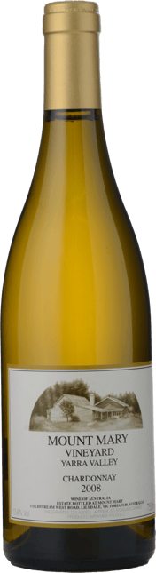 MOUNT MARY Chardonnay, Yarra Valley 2008
