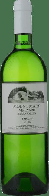MOUNT MARY Triolet Semillon Sauvignon Blanc Muscadelle, Yarra Valley 2005