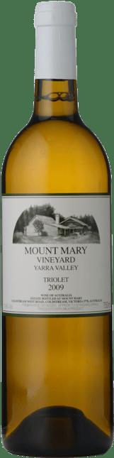 MOUNT MARY Triolet Semillon Sauvignon Blanc Muscadelle, Yarra Valley 2009
