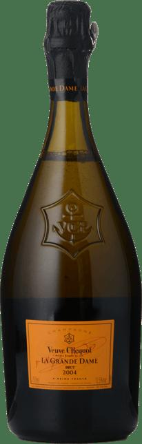 VEUVE CLICQUOT PONSARDIN La Grande Dame Brut, Champagne 2004