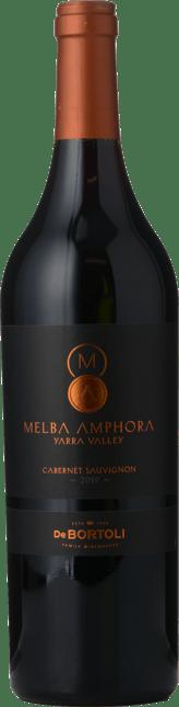 DE BORTOLI WINES Melba Amphora Cabernet, Yarra Valley 2019