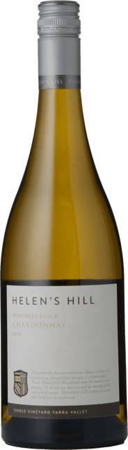 HELEN'S HILL ESTATE Breachley Block Single Vineyard Chardonnay, Yarra Valley 2015