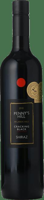 PENNY'S HILL Cracking Black Shiraz, McLaren Vale 2010
