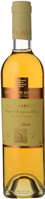 LUIS FELIPE EDWARDS Late Harvest Viognier Sauvignon Blanc, Colchagua Valley 2014