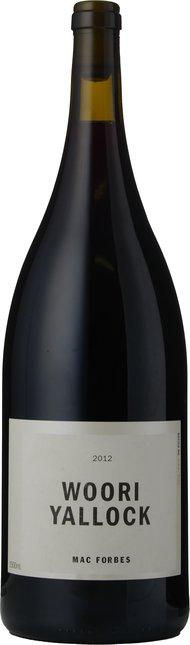 MAC FORBES Woori Yallock Pinot Noir, Yarra Valley 2012
