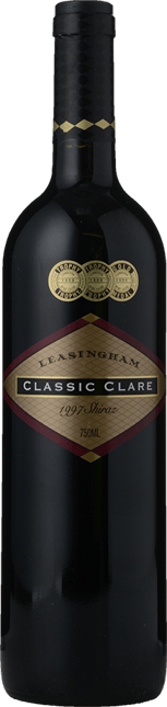LEASINGHAM Classic Clare Shiraz, Clare Valley 1997
