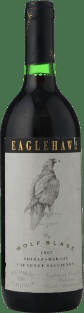 WOLF BLASS WINES Eaglehawk Merlot Shiraz Cabernet, Australia 1997
