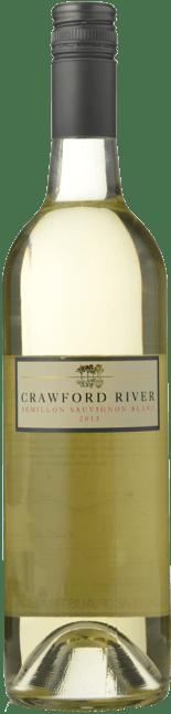 CRAWFORD RIVER WINES Semillon Sauvignon Blanc, Henty 2013