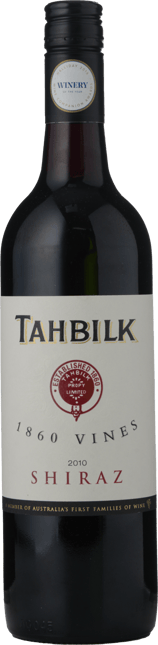 TAHBILK WINES 1860 Vines Shiraz, Nagambie Lakes 2010