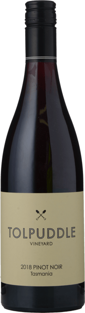 TOLPUDDLE VINEYARD Pinot Noir, Tasmania 2018