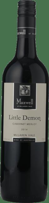 MAXWELL Little Demon Cabernet Merlot, McLaren Vale 2014