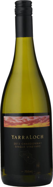 YARRALOCH Single Vineyard Chardonnay, Yarra Valley 2013
