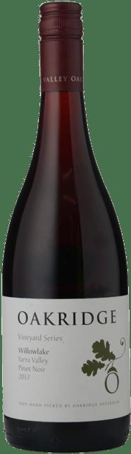 OAKRIDGE WINES Local Vineyard Series Willowlake Vineyard Pinot Noir, Yarra Valley 2017