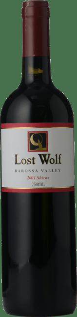 LOST WOLF Shiraz, Barossa Valley 2001