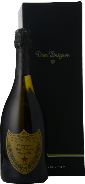 MOET & CHANDON Cuvee Dom Perignon Brut, Champagne 2002