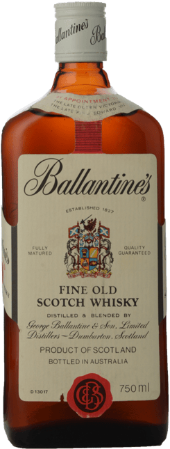 BALLANTINE'S Fine Old, Scotland NV