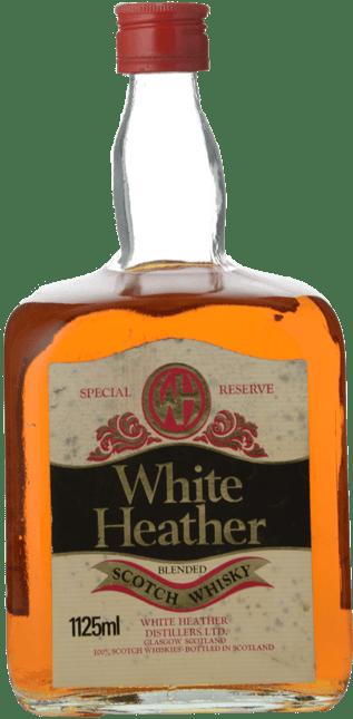 WHITE HEATHER Special Reserve , Scotland NV