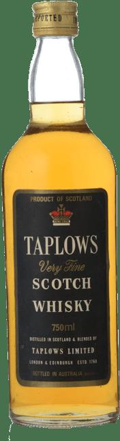 TAPLOWS Very Fine , Scotland NV