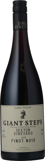 GIANT STEPS Sexton Pinot Noir, Yarra Valley 2018