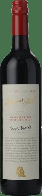 GALLOWS WINE CO Honour Roll Charlie Maiolo Cabernet Merlot, Margaret River 2013