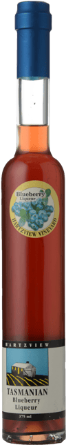 HARTZVIEW VINEYARD Blueberry Liqueur, Southern Tasmania NV