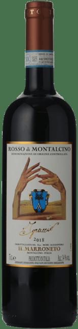 IL MARRONETO Rosso di Montalcino , Rosso di Montalcino DOC 2018