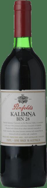 PENFOLDS Kalimna Bin 28 Shiraz, South Australia 1996