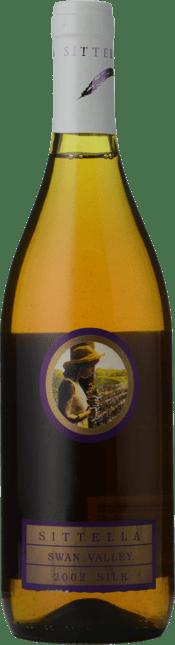 SITTELLA  Silk Verdelho Chardonnay Chenin Blanc Semillon-Sauvignon Blanc, Swan Valley, Margaret River 2002