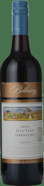 BETHANY WINES Old Vine Grenache, Barossa Valley 2016