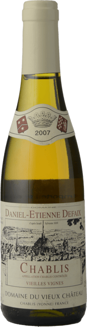 DOMAINE DANIEL-ETIENNE DEFAIX Vielles Vignes, Chablis 2007