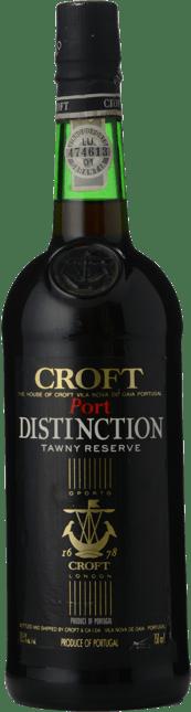 CROFT'S Distinction Finest Reserve, Oporto NV