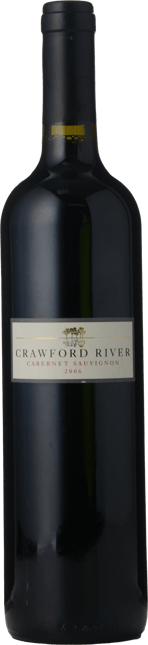 CRAWFORD RIVER WINES Cabernet Sauvignon, Henty 2006