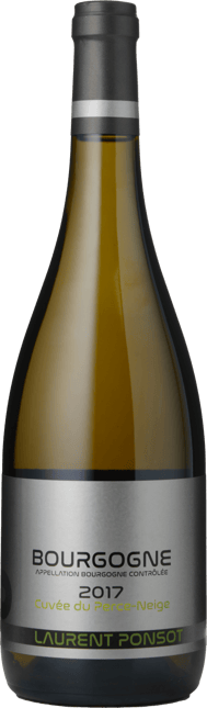 LAURENT PONSOT Cuvée du Perce Neige , Bourgogne Blanc 2017