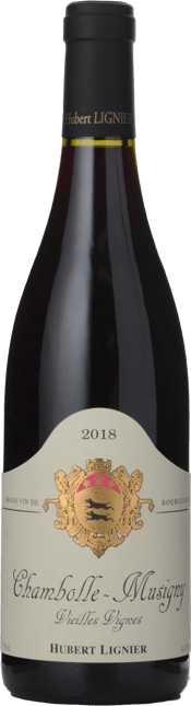 DOMAINE HUBERT LIGNIER Vieilles Vignes, Chambolle-Musigny 2018