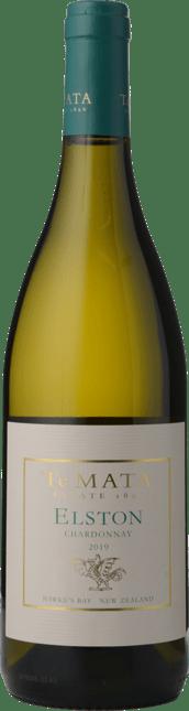TE MATA ESTATE Elston Chardonnay, Hawkes Bay 2019