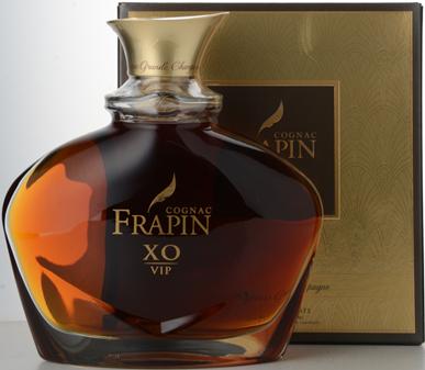 COGNAC FRAPIN VIP XO Grande Champagne Cognac 40% , Cognac NV