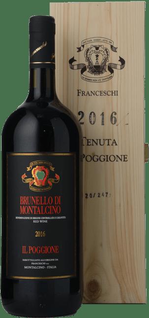 IL POGGIONE, Brunello di Montalcino DOCG 2016