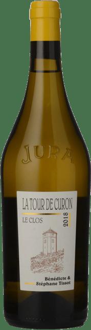 DOMAINE TISSOT Clos Tour de Curon Chardonnay, Arbois 2018